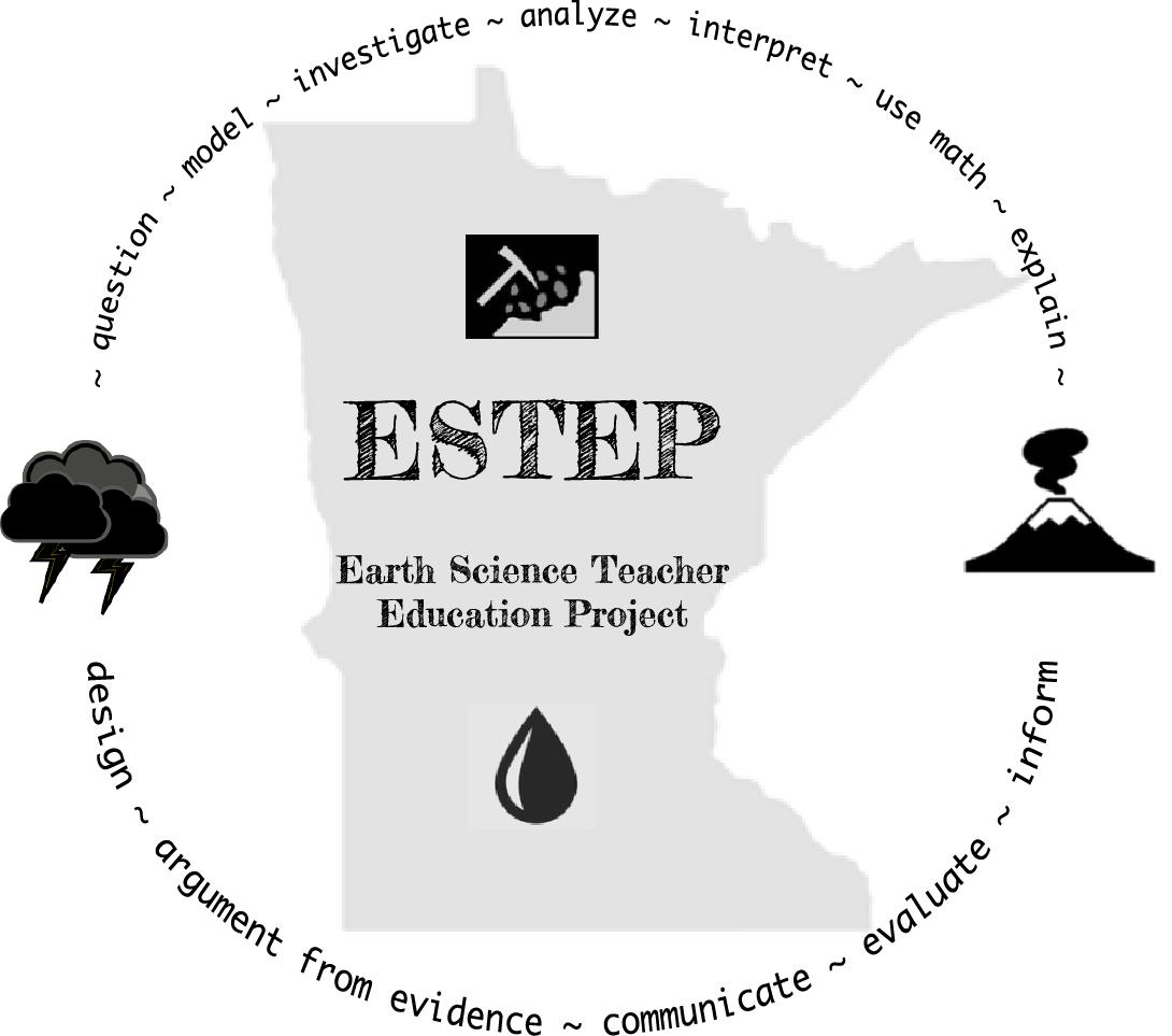 Earth/ESTEP Logo